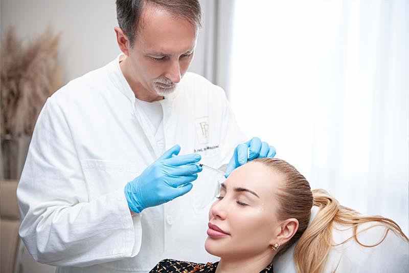 Ästhetische Dermatologie bei FineSkin