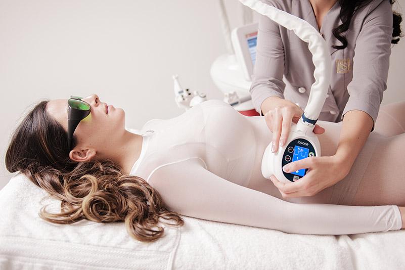 Mit Icoone Laser Body erleben Sie ein wohltuendes Körpergefühl.