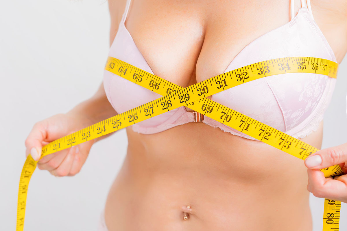 Informationen zur operativen Verkleinerung von Brüsten